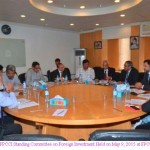 1st Meeting of FPCCI Standing Committee on Foreign Investment Held on May 9, 2015 at FPCCI Head Office