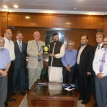 Head of Russian Trade Mission Karachi Visit on 25th August 2011